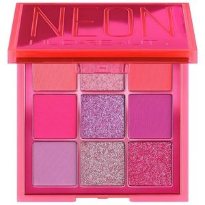 NEW IN BOX HUDA NEON OBSESSIONS PINK PALETTE ROSE